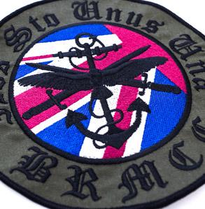 Bikers badge