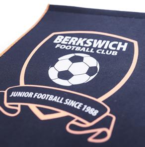 Football pennants